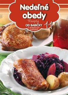 Nedeľné obedy (11) - Recepty od babičky s obrázkovým postupom