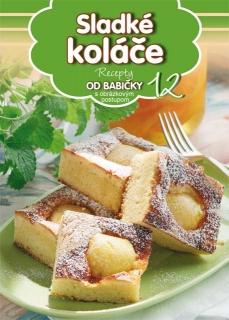 Sladké koláče (12) - Recepty od babičky s obrázkovým postupom