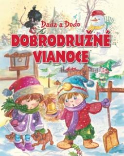 Dobrodružné Vianoce - Dada a Dodo