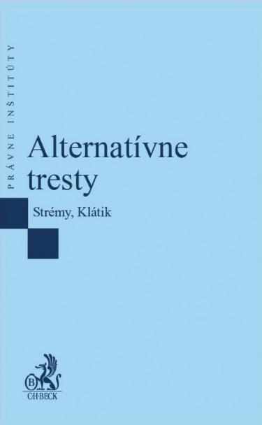 Alternatívne tresty