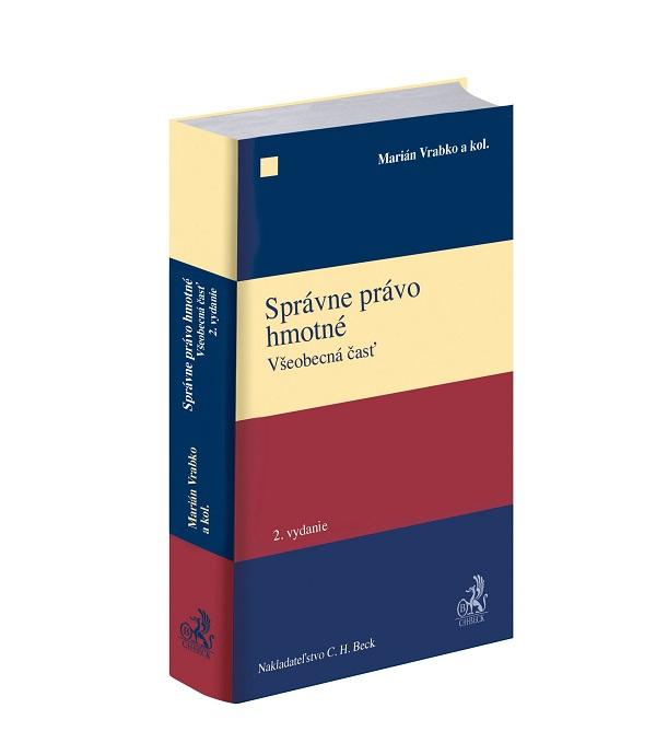 Správne právo hmotné (2. vydanie)