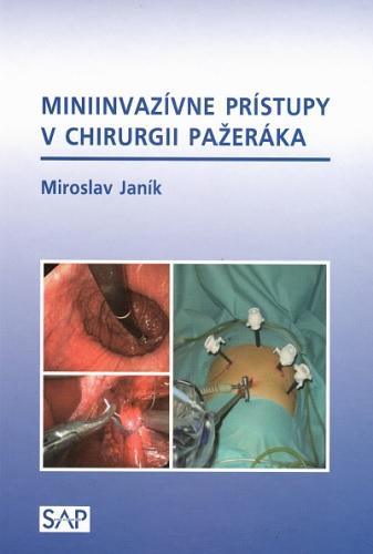 Miniinvazívne prístupy v chirurgii pažeráka
