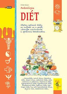 Antológia diét - Všetky opísané diéty so svojimi za a proti, zdravým uvažovaním a správnou hmotnosťou