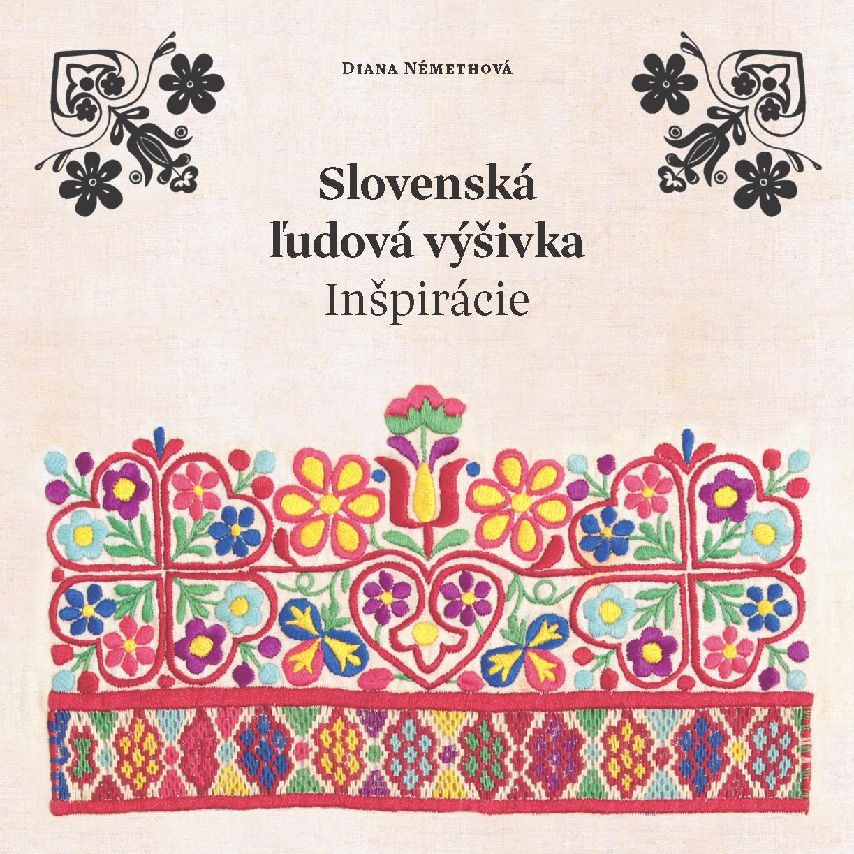 Slovenská ľudová výšivka - Inšpirácie