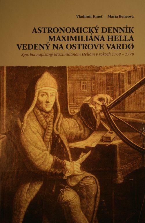 Astronomický denník Maximiliána Hella vedený na ostrove Vardo
