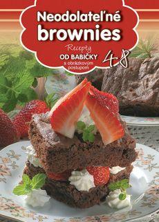 Neodolateľné brownies (48) - Recepty od babičky s obrázkovým postupom