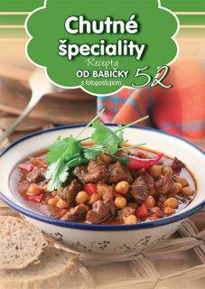 Chutné špeciality (52) - Recepty od babičky s fotopostupom