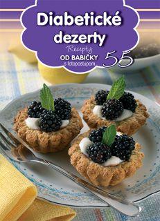 Diabetické dezerty (55) - Recepty od babičky s fotopostupom