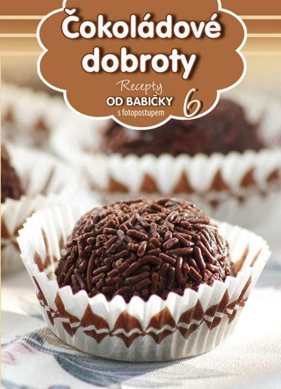 Čokoládové dobroty 6 - Recepty od babičky s fotopostupem 6