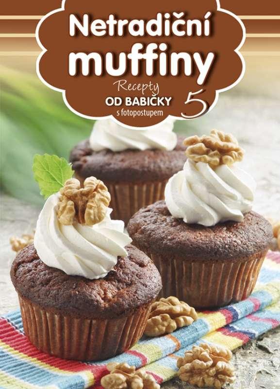 Netradiční muffiny 5 - Recepty od babičky s fotopostupem 5