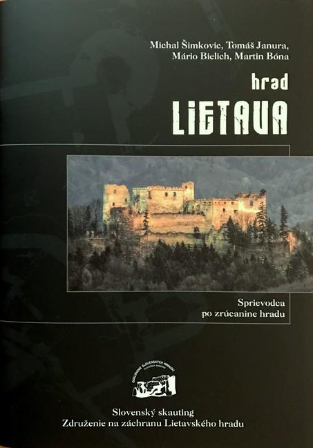 Hrad Lietava - Sprievodca po zrúcanine hradu