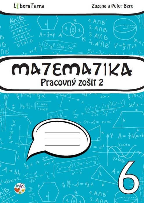 Matematika 6 - Pracovný zošit 2