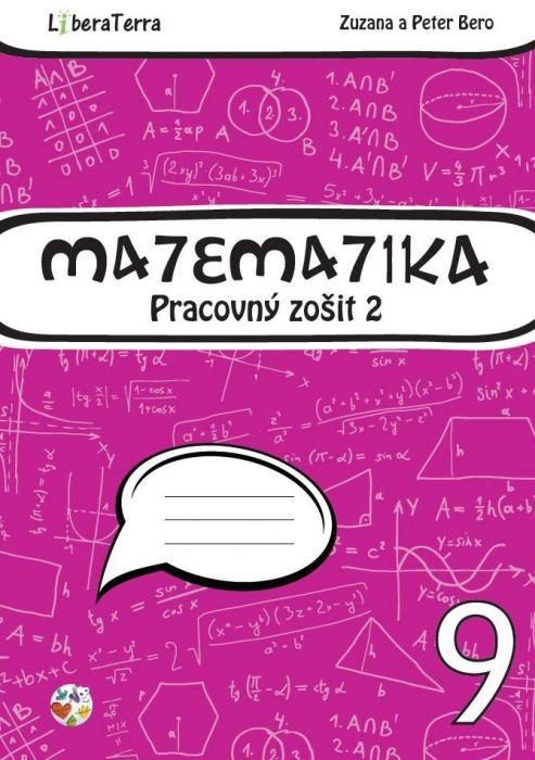 Matematika 9 - Pracovný zošit 2