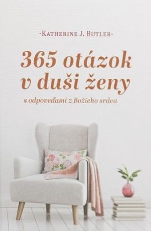 365 otázok v duši ženy - s odpoveďami z Božieho srdca