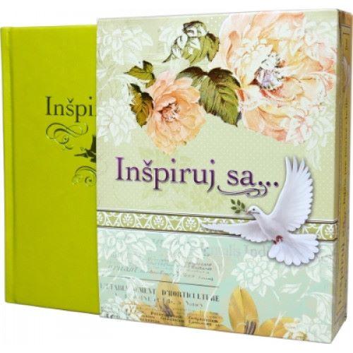 Inšpiruj sa... - Poznámková Biblia (s DT knihami)