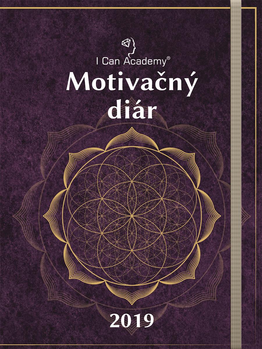 ICan Academy Motivačný diár 2019 - Zákon príťažlivosti v praxi