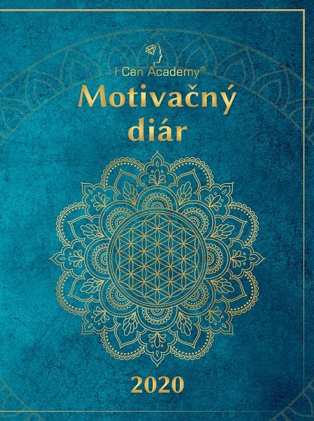 ICan Academy Motivačný diár 2020 - Začnite konať