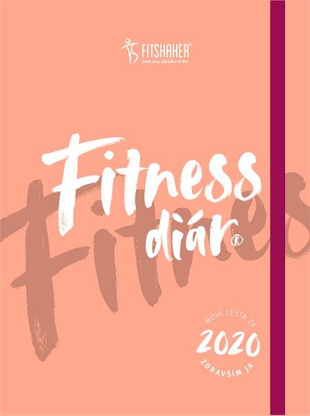 Fitness diár 2020 - Moja cesta za zdravším JA