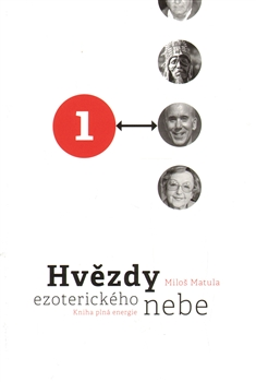 Hvězdy ezoterického nebe 1.+2. - Kniha plná energie + Kniha plná zdraví