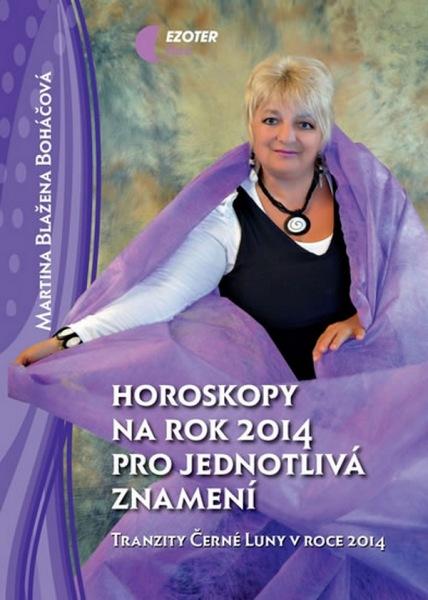 Horoskopy na rok 2014 pro jednotlivá znamení - Tranzity Černé luny v roce 2014