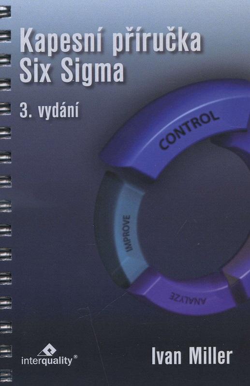 Kapesní příručka Six Sigma - 3. vydání