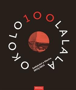 OKOLO100LALALA I+II - 1xaudio na cd, 2xkniha