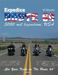 Expedice Route 66 - 5000 mil legendami USA