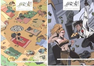 Aargh! 19 (2 rôzne obálky)
