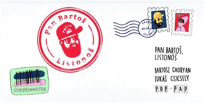 Pan Bartoš, listonoš