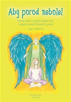 Aby porod nebolel (1x kniha, 1x sada karet) - Pracovní kniha a originální vykládací karty k podpoře zdravého těhotenství a porodu