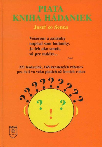 Piata kniha hádaniek