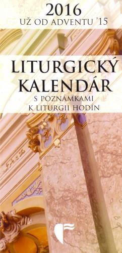 Liturgický kalendár 2016