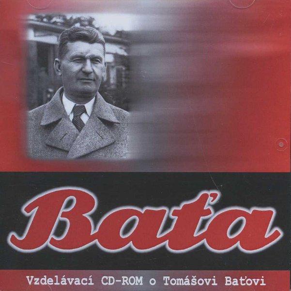 Baťa - vzdelávací CD-ROM o Tomášovi Baťovi