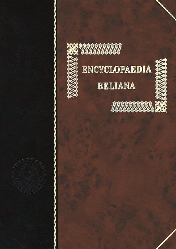 Encyclopaedia Beliana 8. zväzok - Kalh - Kokp
