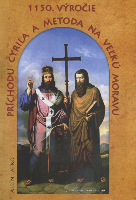 1150. výročie príchodu Cyrila a Metoda na Veľkú Moravu