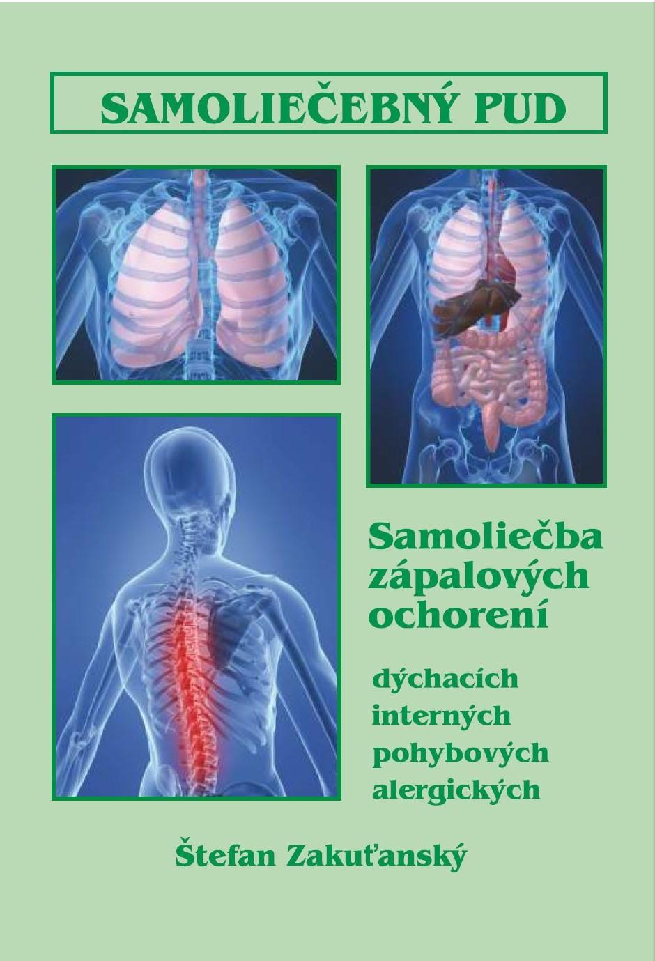 Samoliečebný pud (brož.) - samoliečba zápalových ochorení