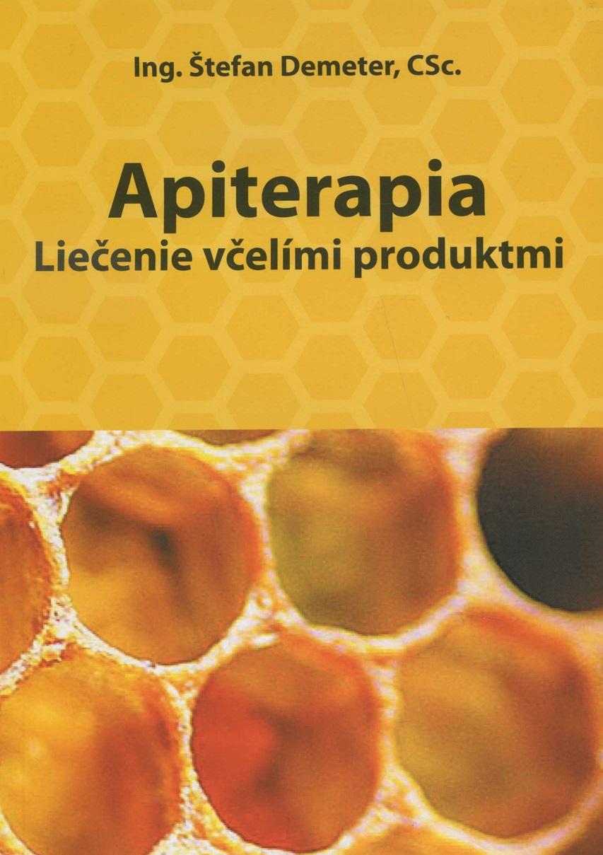 Apiterapia - Liečenie včelími produktami