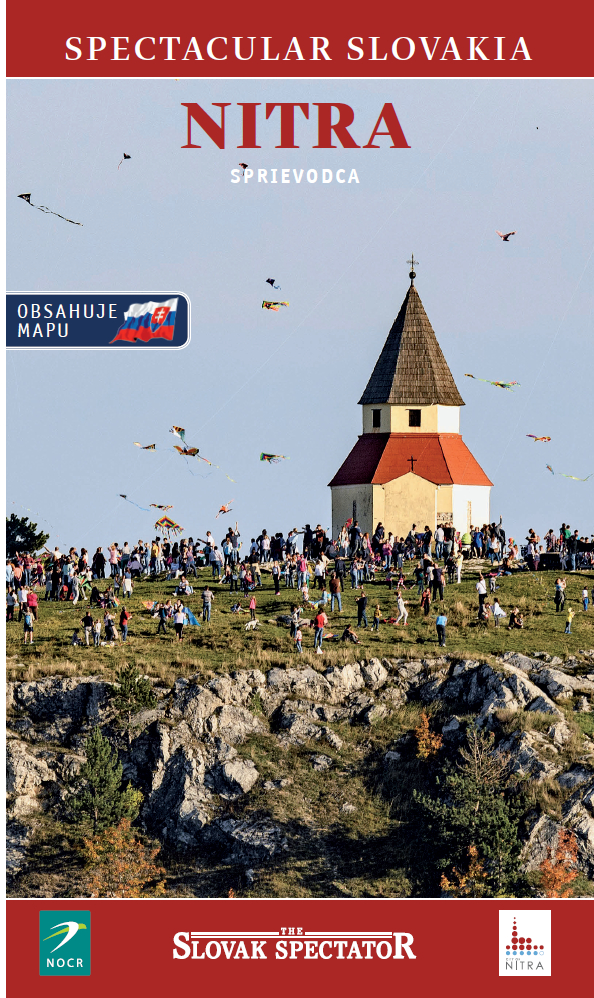 Nitra (Spectacular Slovakia) - Sprievodca