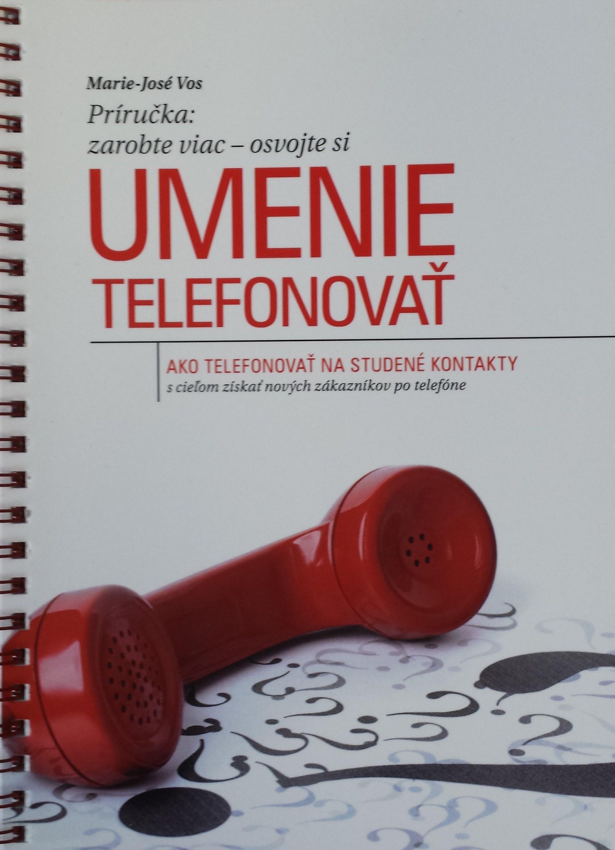 Umenie telefonovať