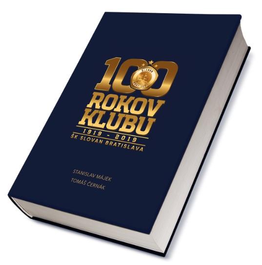 100 rokov klubu 1919-2019 - ŠK Slovan Bratislava