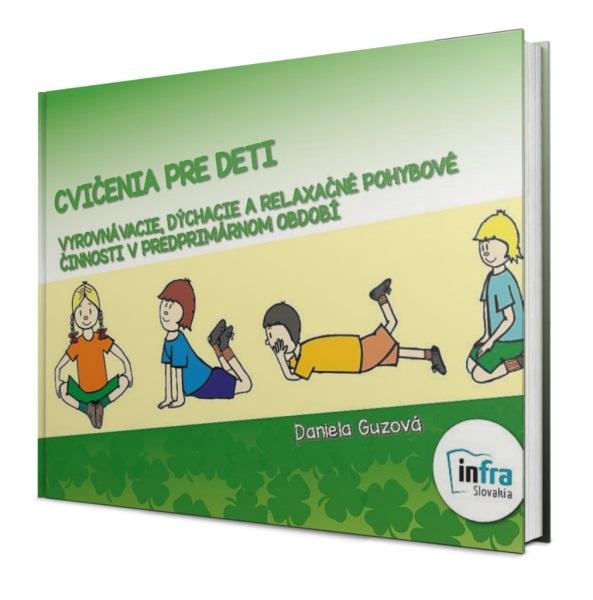 Cvičenia pre deti - Vyrovnávacie, dýchacie a relaxačné pohybové činnosti v predprimárnom období