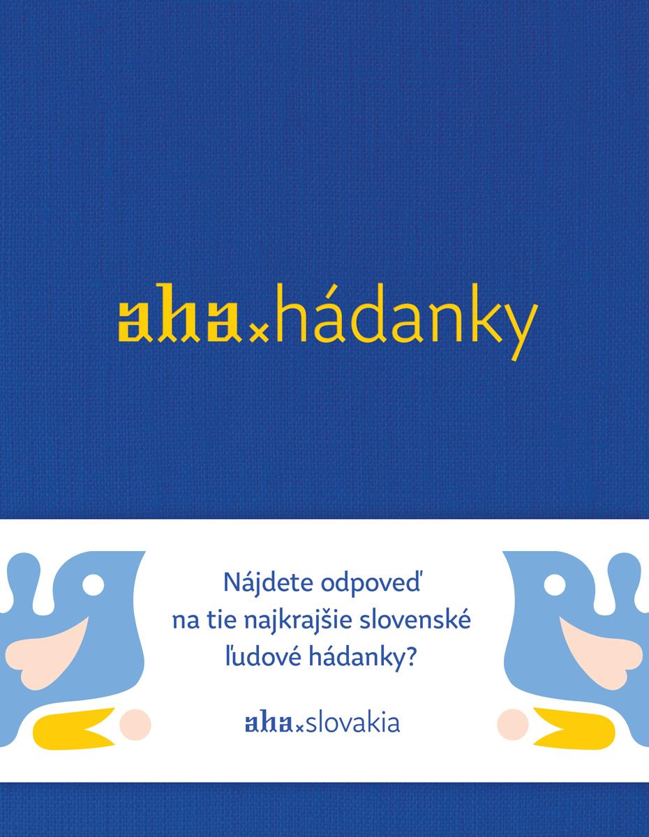 Aha - hádanky