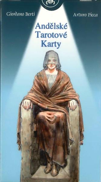Andělské tarotové karty - 78 andělských tarotových karet plných zářivé energie s instrukcemi pro jejich výklad