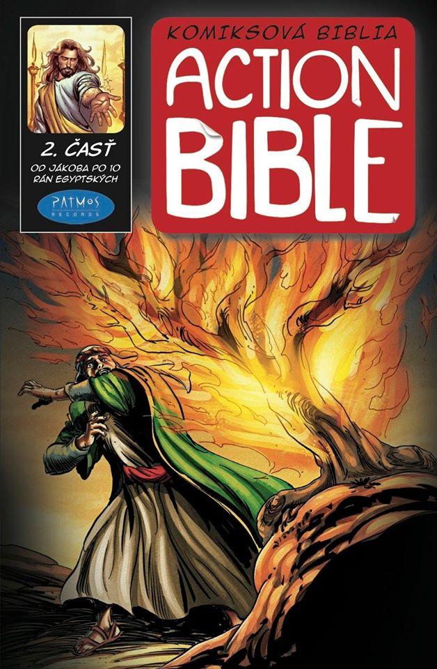 Action Bible 2. časť - Od Jákoba po 10 rán Egyptských