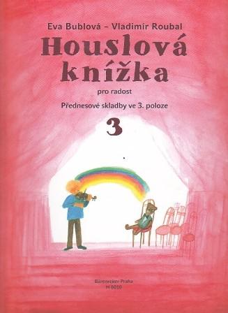 Houslová knížka 3