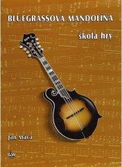 Bluegrassová mandolína + CD